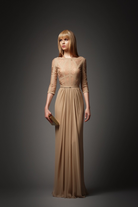 ELIE SAAB. Pre-Fall 2012.  You really need to be able to look at these Elie Saab designs up close.  The fabrics are unbelievable!!!  The designs are frosting on the cake!  ^(,^