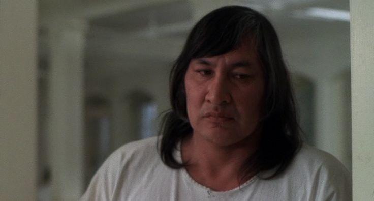 Bb Chief. Will Sampson in Cuckoo's Nest.