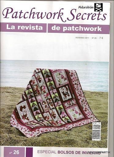 Patchwork Secrets 26 - Majalbarraque M. - Picasa Webalbumok