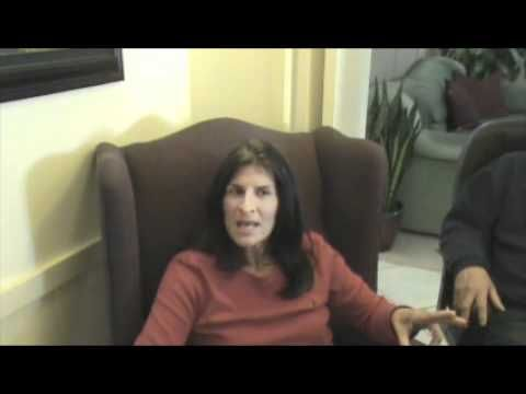 Cynthia talks about how her sciatica discomfort was relieved.