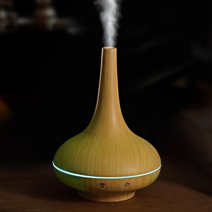 Wood grain humidifiers led essential oil diffuser aromatherapy diffuser difusor de aroma humidificador #men, #hats, #watches, #belts, #fashion