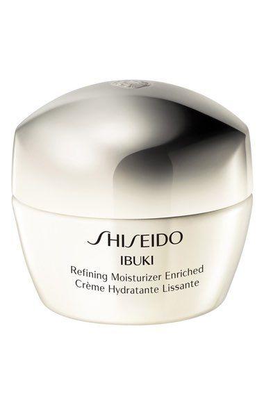 Shiseido 'Ibuki' Refining Moisturizer Enriched available at #Nordstrom