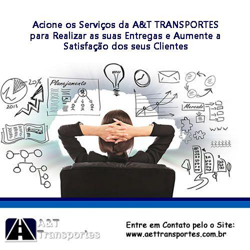 Serviço de Transporte de Qualidade? Fale com A&T Transportes! http://aettransportes.com.br/ #TransportadoradeCarga #TransportedeCarga #TransporteRodoviario #aettransportes