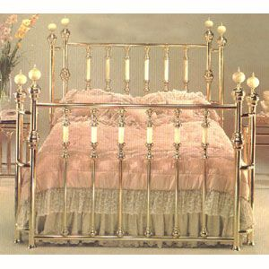 Best 42 Best Images About Brass Beds On Pinterest Twin Box 400 x 300