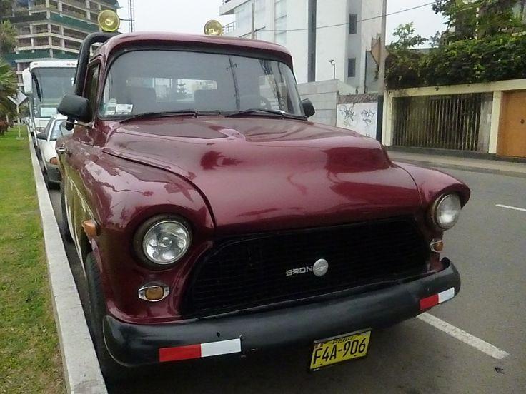 Pick Up Chevrolet 1955