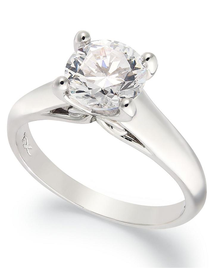 Certified Diamond Rings Online