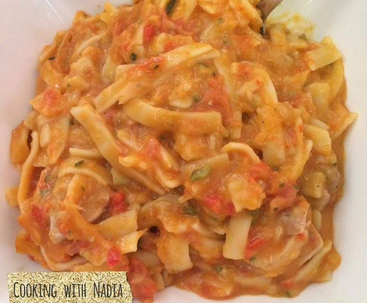 Creamy Tomato and Chicken Pasta (Gluten Free)