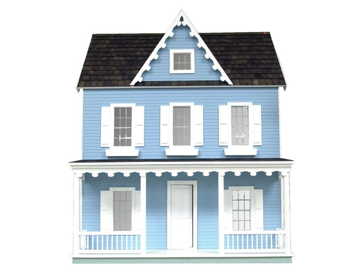 15 best images about maddie 39 s doll house on pinterest for Farmhouse kit homes