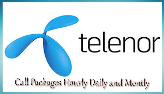 Telenor Call Packages Hourly Daily Weekly And Monthly Offer 2020 Sms Informative Packaging