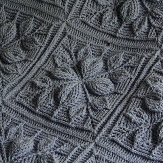 Easy Crochet Blanket For Beginners Step By Step