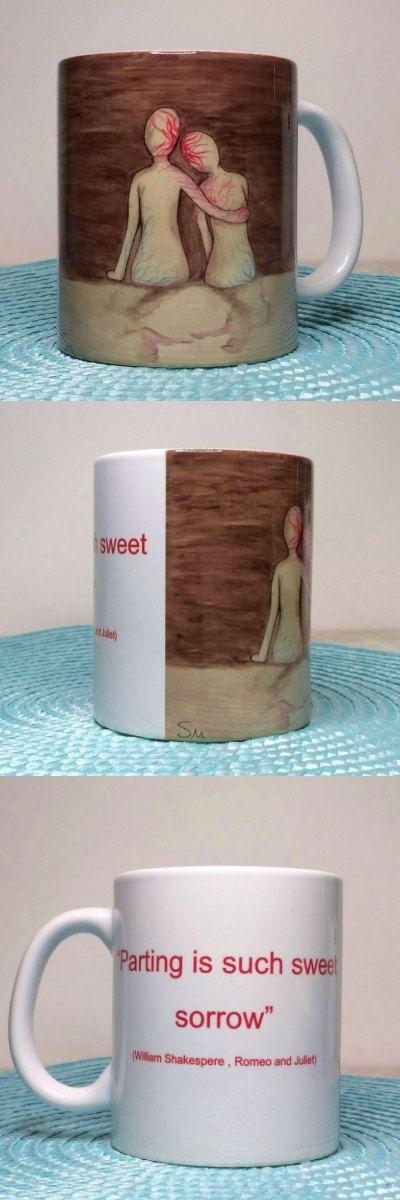 Wedding gifts for couple, Romantic gifts for him, porcelain coffee mug, Custom Coffee Mug,anniversary gift for husband,couple mug,Coffee Mug http://etsy.me/2DOkzMJ #plantsandedibles #coffee #anniversarygift #couple #romanticart #couplemug #romanticcoupleart #coffeelove
