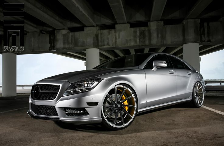 2014 Mercedes CLS550 By Exclusive Motoring - Rides Magazine