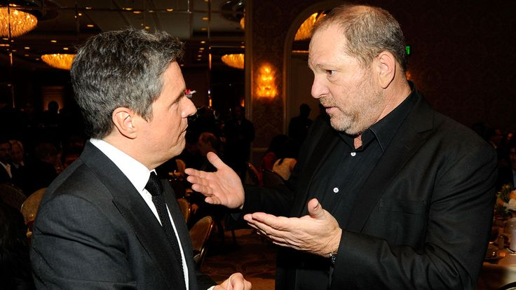 "Brad Grey: Harvey and Bob Weinstein Remember Their Former Intern ""His genius at picking and identifying talent was unprecedented"" said Harvey Weinstein of Grey who died Sunday.  read more"