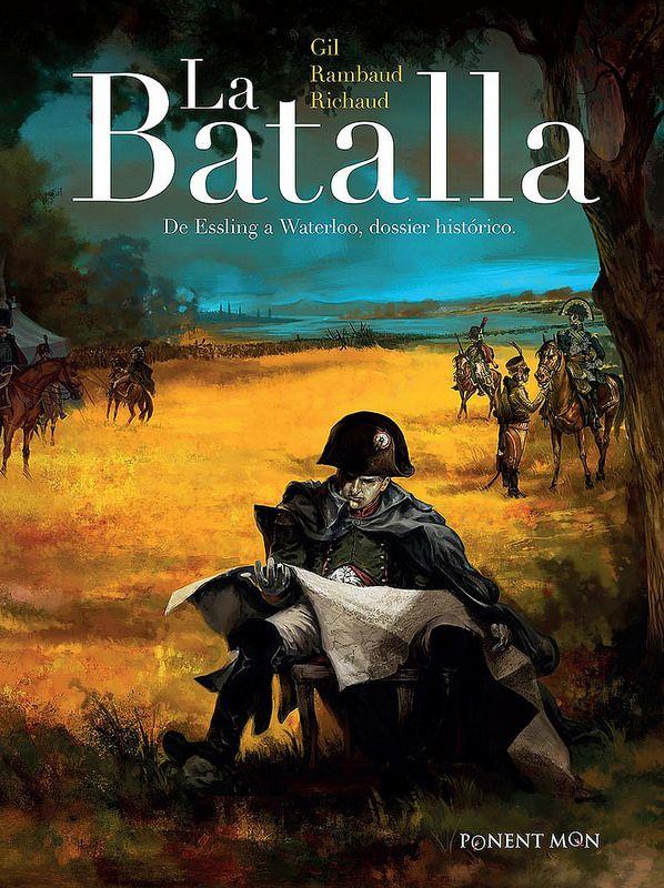 "Comic ""La Batalla"""