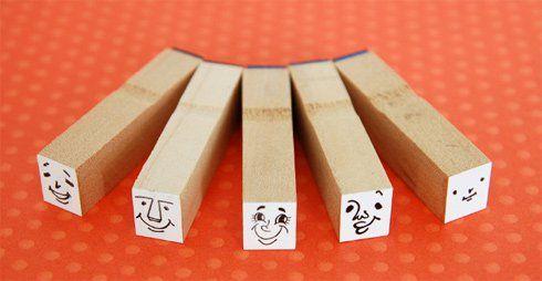 親指からこんにちは!Thumbs up ! stamp (サムズアップ スタンプ) - まとめのインテリア / デザイン雑貨とインテリアのまとめ。