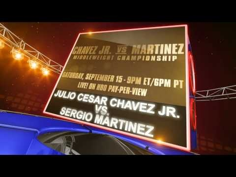 Julio César Chávez Jr. vs. Sergio Martinez Middleweight Championship event will take place on Saturday, September 15, 2012 at the Thomas & Mack Center in Las Vegas. Tickets are available here: http://www.ticketcenter.com/julio-cesar-chavez-jr-vs-sergio-martinez-tickets/1913220    Or call +1 888-730-7192 (toll free)