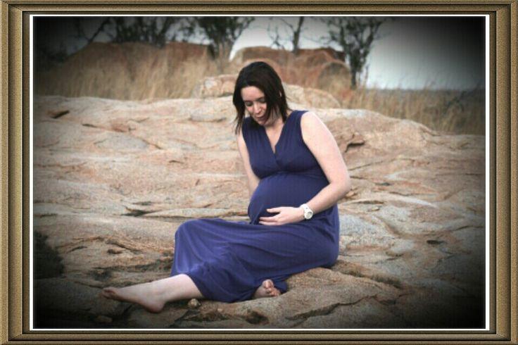 Miche pregnancy shoot