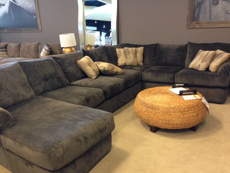 17 Best Images About Big Roomy Couches On Pinterest