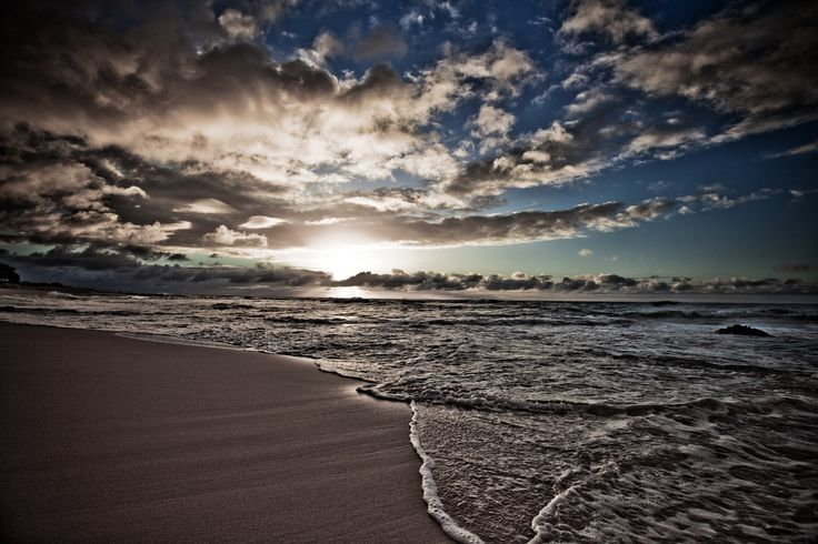 Sunrise - Nikon D3s with 16-35mm