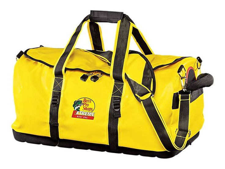 Bass Pro Shops® Extreme® Boat Bags | Bass Pro Shops #boatinggear #fishinggear #boatbag #waterresistant
