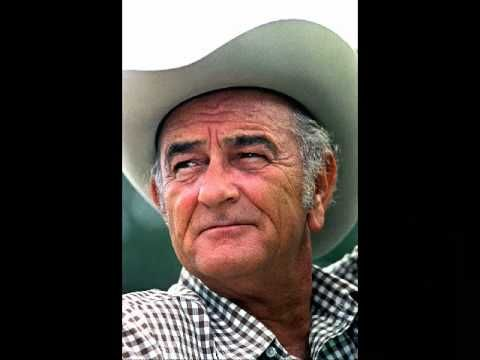 LBJ - John Connally Telephone Conversation About Conspiracy Rumors 1967 - YouTube