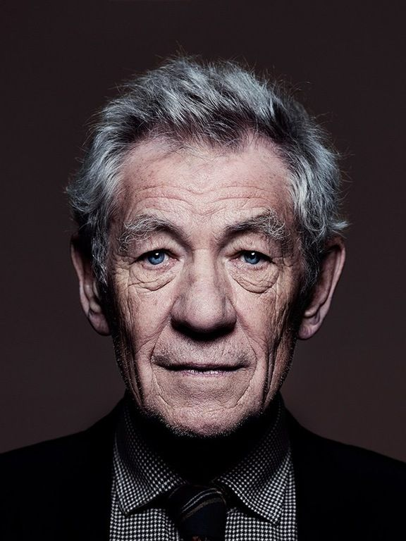 Happy 77th birthday to the legendary Sir Ian McKellen! : pics
