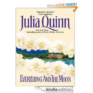 Amazon.com: Everything and the Moon (Lyndon Sisters) eBook: Julia Quinn: Books