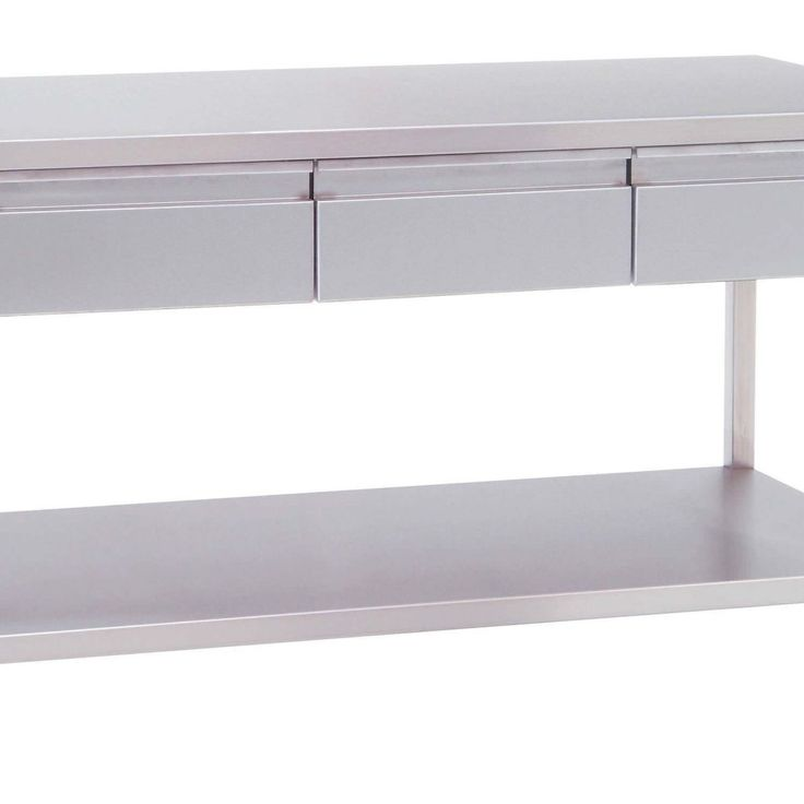 Stainless Steel Work Tables With Drawers