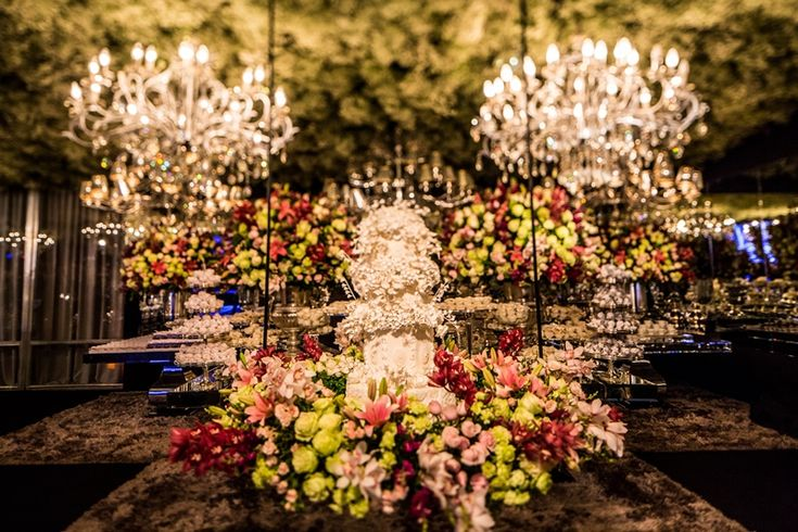 Bolo de casamento - Foto Milena Reinert e Adelardo Cavalcanti