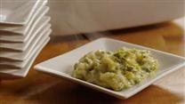 Fresh mushroom and broccoli casserole, easy and yummy.