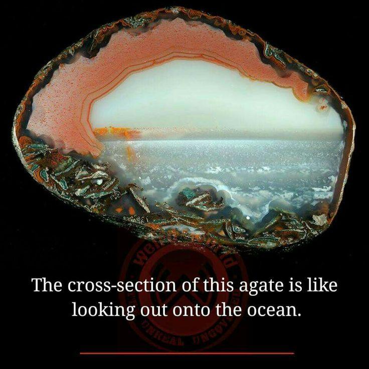 Weird world of Agate.