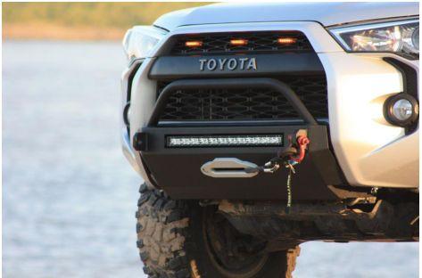 2014+ 4Runner Slimline Hybrid front bumper | Southern Style OffRoad