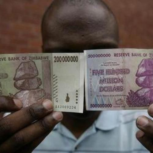 As currency dies, Zimbabweans will get five dollars for every 175 quadrillion local dollars