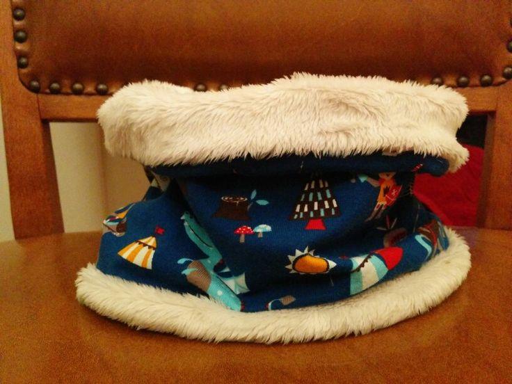 Baby Loop für den Winter
