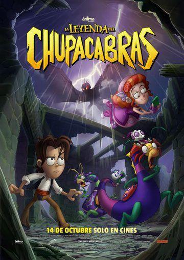 LA LEYENDA DEL CHUPACABRAS Screening Giveaway