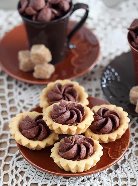 Délices d'Orient: Mini-tartelettes aux corn-flakes.