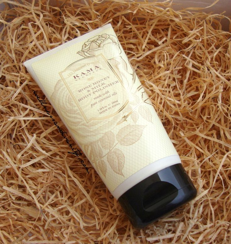 Kama Ayurveda Rose Honey & Milk Body Polisher Review | WELLNESS&VANITY