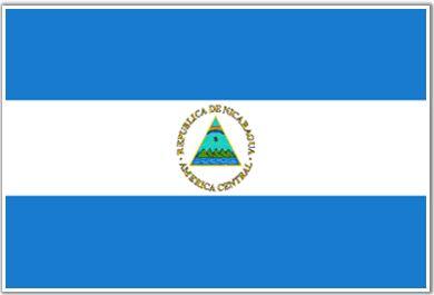 #Bandera de Nicaragua