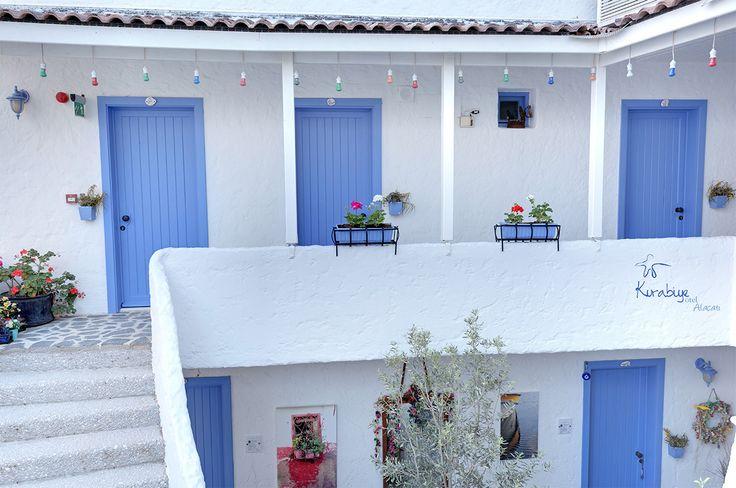 Alaçatı Otelleri, Kurabiye Otel http://www.kurabiyeotel.com/