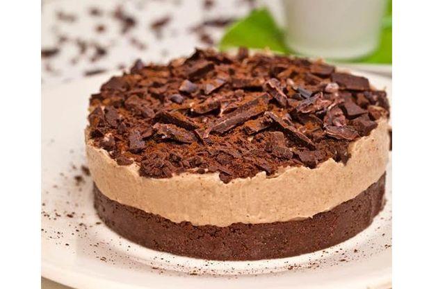 Essa delícia de cheesecake é pra quem ama nutella <3