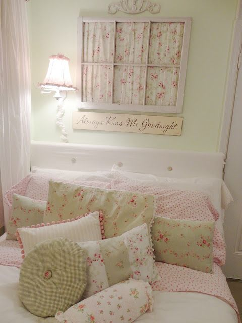Shabby chic home decor home tour - Debbiedoos Shabby Chic Romantic Cottage <3