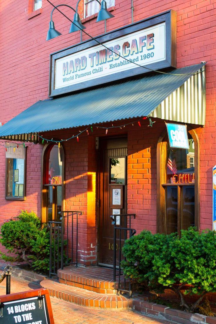Hard Times Cafe, Alexandria - Old Town - Menu, Prices & Restaurant Reviews - TripAdvisor