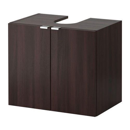 LILLÅNGEN Tvättställsunderskåp med 2 dörrar IKEA