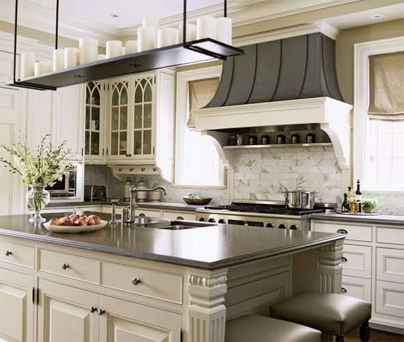 Custom Range Hood for Less Than $50! | The Rozy Home