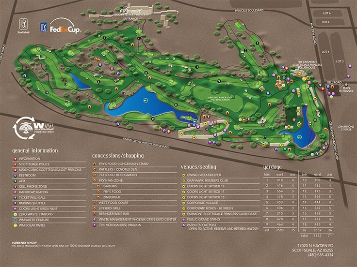 Top Best Waste Management Open Ideas On Pinterest Black - Us open course map