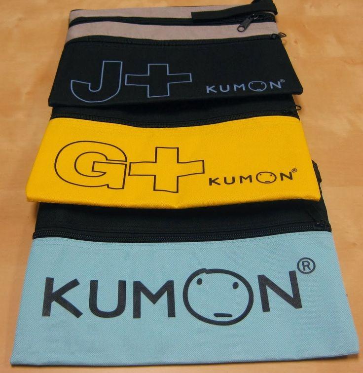 What are KUMON bags?   KUMON Lexington, KY
