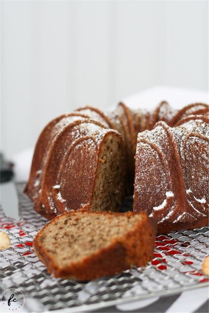 Νηστίσιμο και λαχταριστό κέικ με σταφίδες