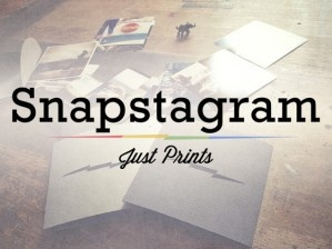 Snapstagram – Just Prints by Snapstagram — Kickstarter: Snapstagram, Geek, Kickstart, Prints, Photo, Igadget
