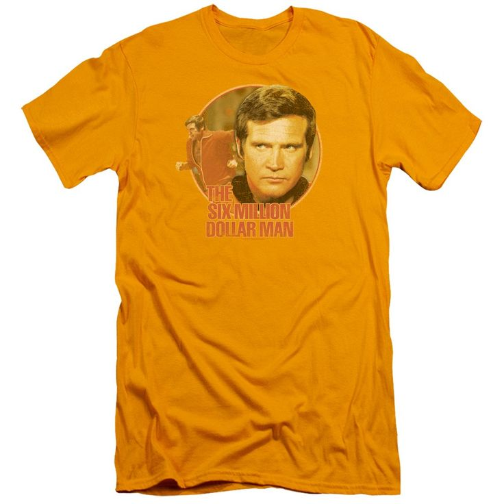 """Checkout our #LicensedGear products FREE SHIPPING + 10% OFF Coupon Code """"Official"""" Six Million Dollar Man / Run Faster - Short Sleeve Adult 30 / 1 - Six Million Dollar Man / Run Faster - Short Sleeve Adult 30 / 1 - Price: $29.99. Buy now at https://officiallylicensedgear.com/six-million-dollar-man-run-faster-short-sleeve-adult-30-1"""