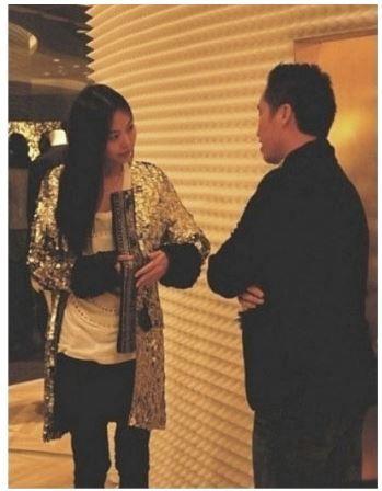 김민희 sparkly jacket